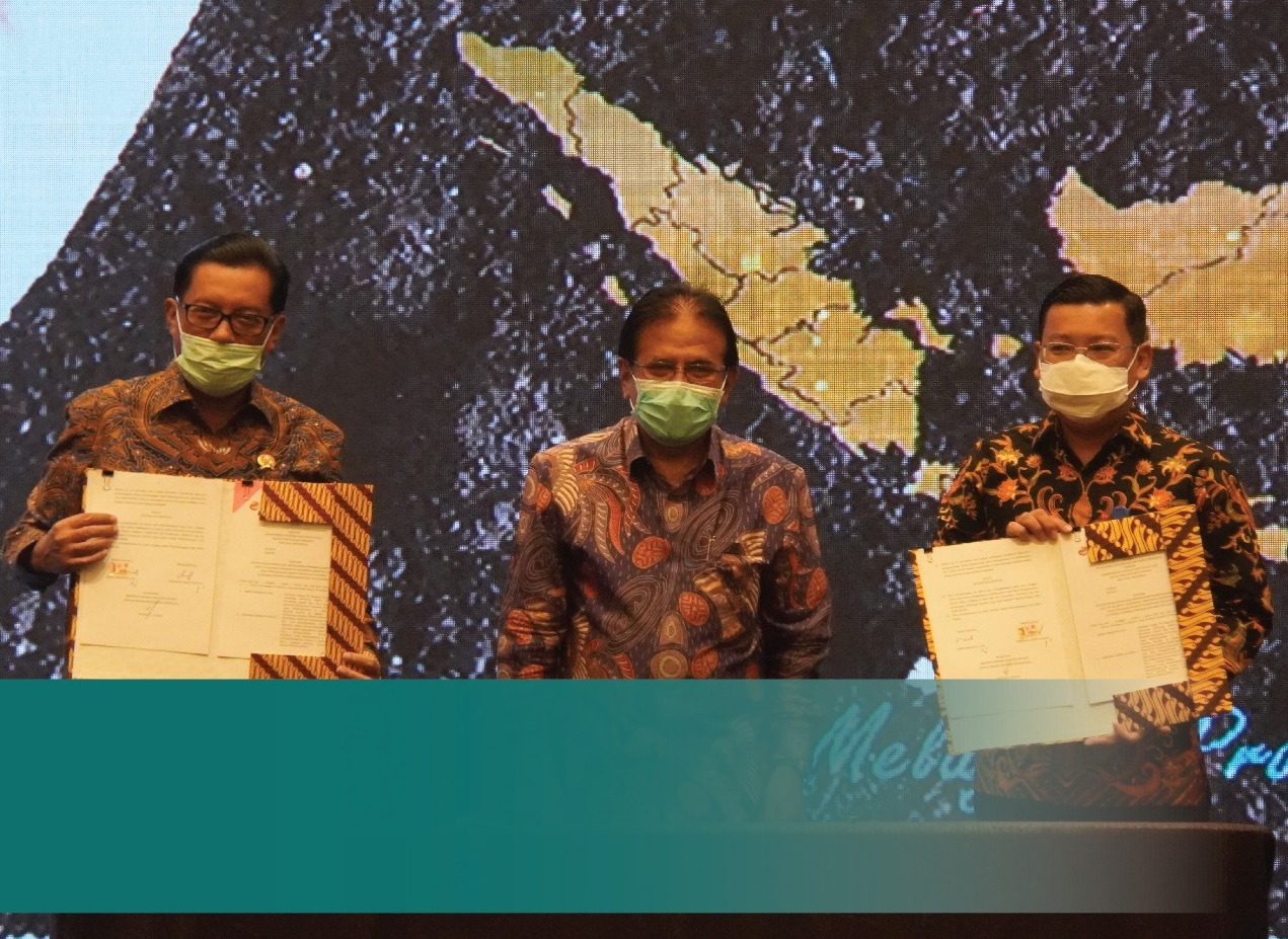 Pastikan Pengamanan Aset Perusahaan, RNI Jalin Kerjasama dengan Kementerian ATR/BPN