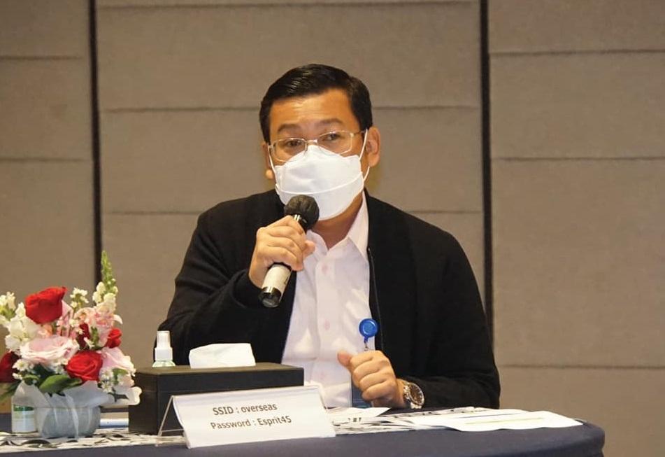 RNI bersama Kementerian BUMN Gelar FGD Bahas Rencana Model Bisnis BUMN Klaster Pangan